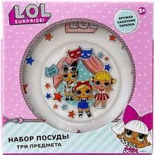 <b>Набор посуды ND</b> Play L.O.L. Surprise - купить недорого в ...