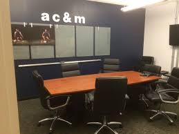 acm conference room ad agency charlotte acm ad agency charlotte nc office wall
