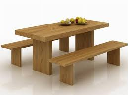 kitchen table bench tables dining tables with benches how to select and apply wooden dining