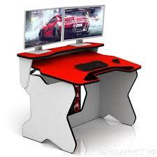 Игровой <b>компьютерный стол</b> DX CONSTRUCTOR WHITE