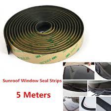 <b>5M</b> Sealed Strips Trim Moulding For <b>Car Windshield</b> Sunroof ...