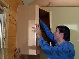 kitchen wall cabinets installing kichen