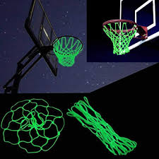 ightlight Basketball Net <b>Luminous Outdoor</b> Portable Sun Powered ...