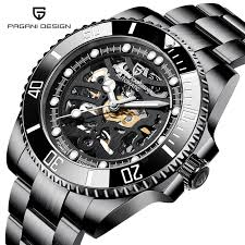 <b>PAGANI DESIGN</b> Brand 1659 Fashion Mens Automatic Watches ...