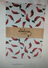 Скатерть <b>Peppers Мелисса</b> 150х180 купить с доставкой в ...