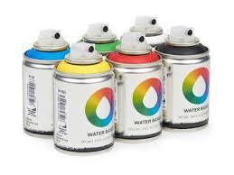 Аэрозольная <b>краска MTN Water-Based</b> 100мл   Graffitimarket.ru