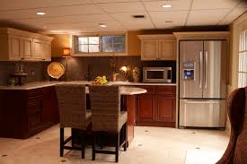 contrasting kitchen cabinets rta kitchen cabinets cabinet and lighting