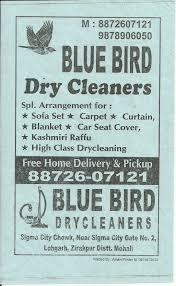 blue bird dry cleaners zirakpur me blue bird dry cleaner advertisement