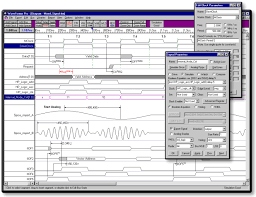 timing diagram editing and analysisgetting the newest version of the software