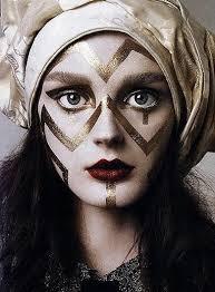 en garde high fashion features avant garde makeup lovelyish avant garde