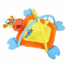 Купить <b>развивающий</b> коврик <b>Biba Toys</b> Коровка 86х60 см в ...