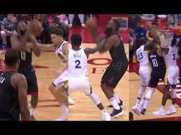 All 9 MISSED foul calls by the refs against the Rockets - RIGGED? (4 ...