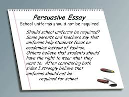 Persuasive essay school uniforms Cheap essay writing service review template  Persuasive essay school uniforms Cheap essay writing service review template