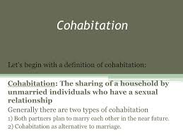 cohabitation family definition essay   essay for you cohabitation family definition essay img