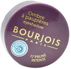 <b>Ombre A Paupieres</b> Eyeshadow by <b>Bourjois</b> 17 Prune Intense ...