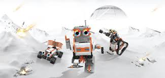 <b>UBTECH</b> Robotics: уникальный <b>конструктор</b> ASTROBOT