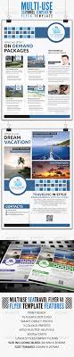 cruise advertisement examples google search nautical sea travel a4 flyer template v1
