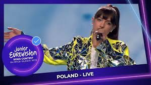 Poland - Viki Gabor - <b>Superhero</b> - LIVE - Junior Eurovision 2019 ...