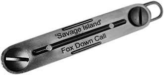 X-F-C-CALLS, 2 PCS Black <b>Outdoor Fox</b> Down <b>Fox</b> Blaster Call ...