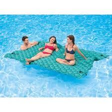 <b>Intex</b> 56841EP <b>Giant Inflatable Floating</b> Water Pool Lake <b>Mat</b> ...