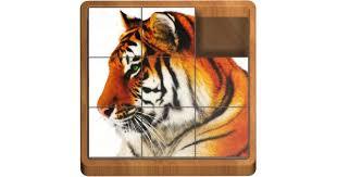 Sliding Blocks Wild Animals FireTV: Appstore for ... - Amazon.com
