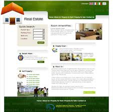 web templates for real estate property easy branches house