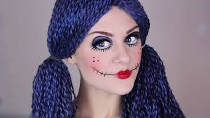 scary doll makeup doll makeup tutorial