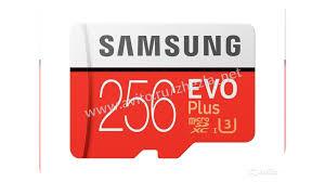 <b>Карта памяти</b> SAMSUNG <b>256GB</b> 4К купить в Москве на Avito ...