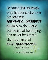 Image result for self acceptance images