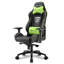 Игровое <b>кресло Sharkoon Shark</b> SKILLER SGS3 Green — купить ...
