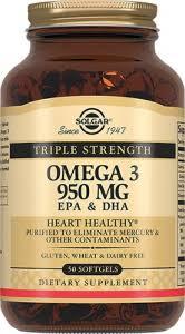 <b>Тройная Омега</b>-<b>3</b>, 50 капсул, <b>Solgar</b> - купить по выгодной цене в ...