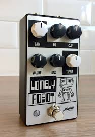 <b>Lonely Robot</b> — Magnetic Effects