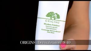 <b>Origins Modern Friction</b> Dermabrasion Product Review - YouTube