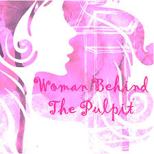 Woman Behind The Pulpit