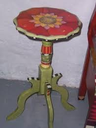 painted table by funky furniture carolyn funky furniture