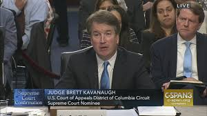 Judge Kavanaugh Stands By
