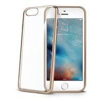 «<b>Celly Laser чехол</b>-накладка для Apple iPhone 7/8, Gold Clear ...