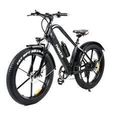 NAKTO GYL019 26 inch 500W <b>Electric</b> Bicycle Lithium Battery ...