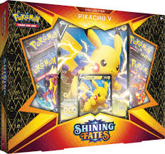 Pokemon Trading Card Game: Shining Fates <b>Pikachu</b> Box | GameStop