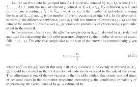 A question about the effective sample size in life tables - Cross ...