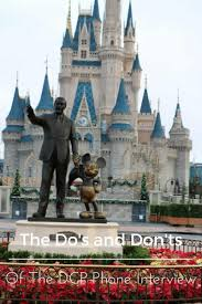 the do s and don ts of the dcp phone interview love megan today i m here to tell you the do s and don ts of the dcp phone interview