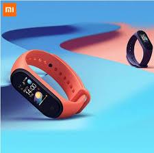 In Stock Original Xiaomi Mi <b>Band 4</b> Smart <b>Miband 3</b> Color Screen ...