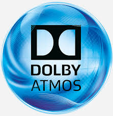 Image result for dolby atmos logo