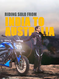 Dominar Austral-Asian Odyssey – Solo <b>Ride</b> from <b>India</b> to Australia