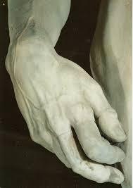 michelangelo pieta hand detail michelangelo pieta hand detail michelangelo da