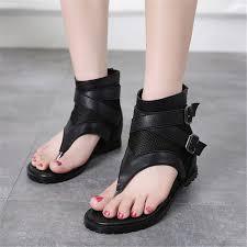 <b>Sandwich Toe</b> Breathable Inner <b>Sandals</b> in 2019 | <b>Sandals</b> outfit ...