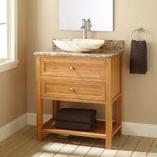 depth bathroom vanity white