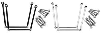 <b>Mount</b> Your <b>Saddlebags</b> with these Universal BikeMaster ...