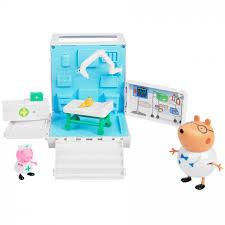 """<b>Peppa Pig</b> Свинка Пеппа Игровой набор """"<b>Медицинский центр</b> ..."""