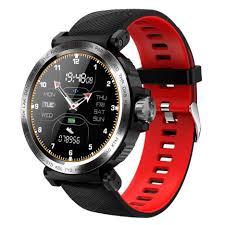 <b>S18 Full</b> Screen <b>Touch</b> Smart Watch Women Men IP68 Waterproof ...